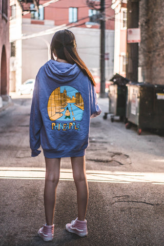 PHINEAPPLE City Hoodie - The Phi Concept