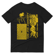The Phi Concept™ Monochrome Black T-Shirt - The Phi Concept