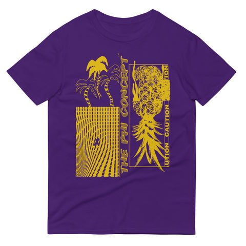 The Phi Concept™ Monochrome Lavendar T-Shirt - The Phi Concept