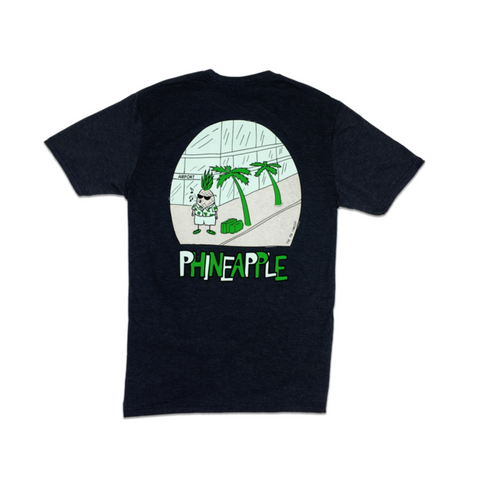 PHINEAPPLE Vacay Tee - The Phi Concept