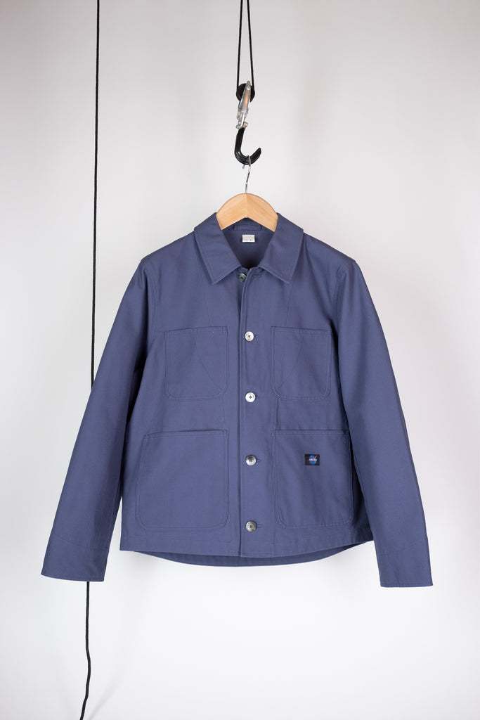 mojave jacket steel blue