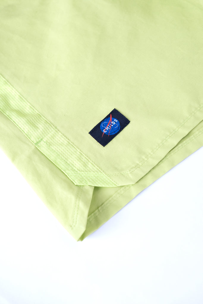 trip short sunny lime