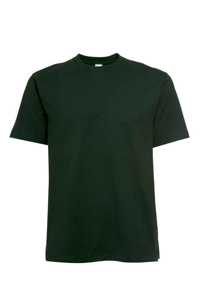 clean t forest green