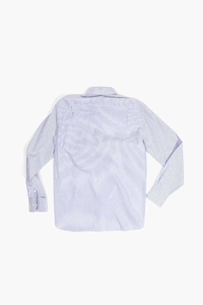condor shirt blue stripe