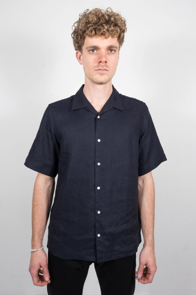 canopy shirt navy
