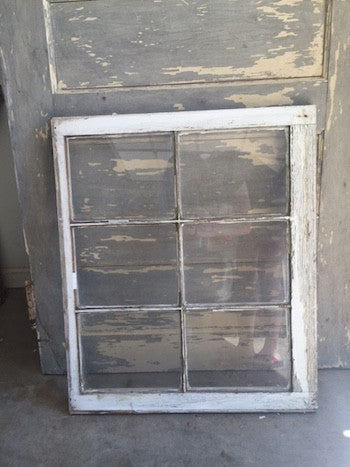 Reclaimed Windows