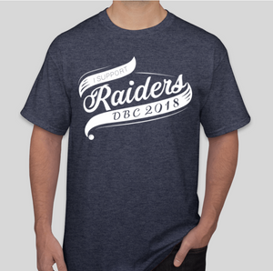 Support Raiders - Regular Tee