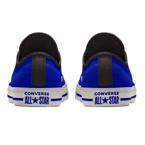 Raiders Converse Chuck Taylor All Star Low Top