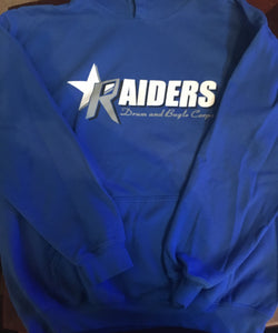 Raiders Hooded Sweatshirt