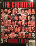 WWE Magazine - 50 Greatest Superstars of All Time 2004