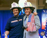 Mayor Rudy Guiliani & Joe Torre - September 11th Tribute