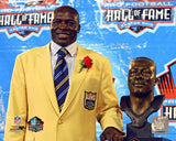Bruce Smith 2009 NFL Hall of Fame Induction Ceremony