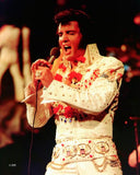 Elvis Presley (wearing rhinestone) Photo