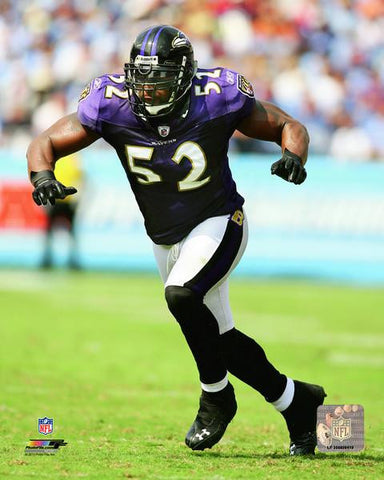 Ray Lewis 2011 Action