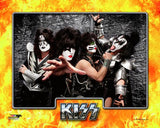 KISS - Color Posed Photo