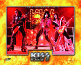 KISS - On Stage Photo