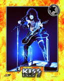 KISS - Paul Stanely (on stage) Photo