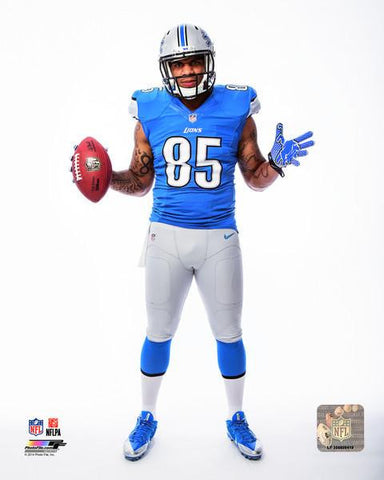 Eric Ebron 2014 Posed