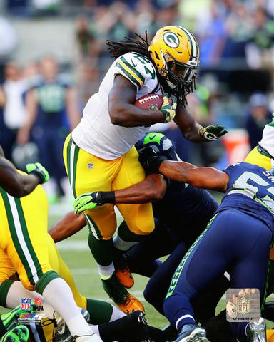 Eddie Lacy 2014 Action