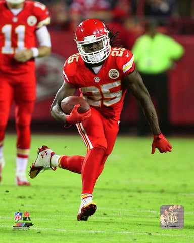 Jamaal Charles 2014 Action
