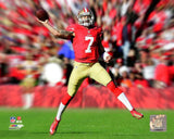 Colin Kaepernick NFL Motion Blast Photo