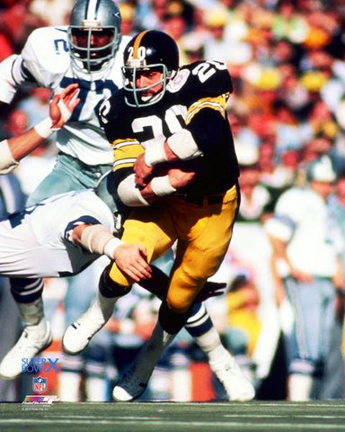 Rocky Bleier Super Bowl X Action