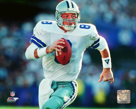 Troy Aikman Action