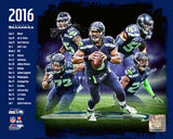 Seattle Seahawks 2016 Team