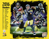 Pittsburgh Steelers 2016 Team