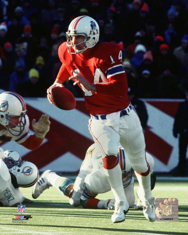 Steve Grogan Action