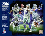 Dallas Cowboys 2016 Team