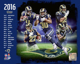 Los Angeles Rams 2016 Team