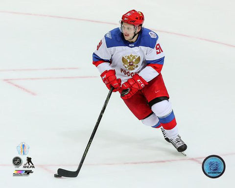 Vladimir Tarasenko - 2016 World Cup of Hockey (Team Russia)