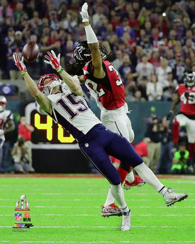 Chris Hogan - Super Bowl 51 Photo