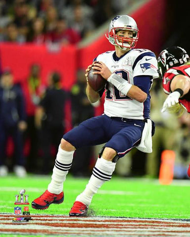 Tom Brady - Super Bowl 51 Photo