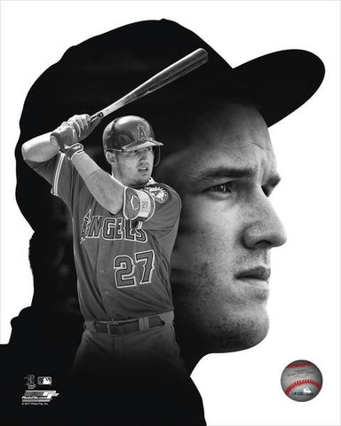 Mike Trout  MLB PROfile Photo