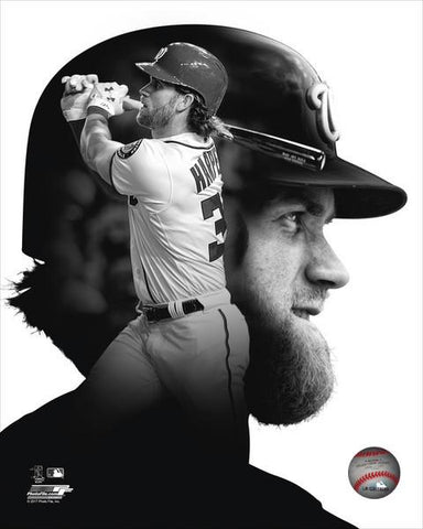 Bryce Harper  MLB PROfile Photo