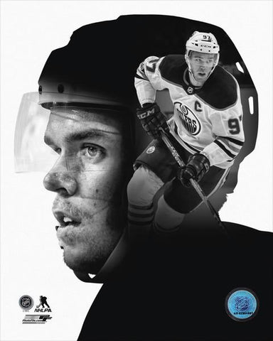 Connor McDavid NHL PROfile Photo