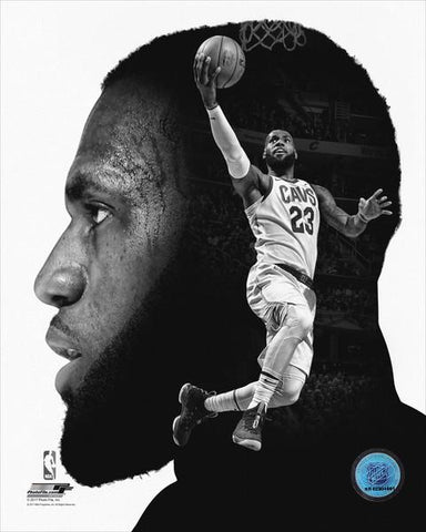 Lebron James  NBA PROfile Photo