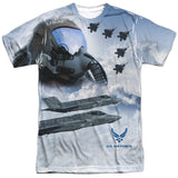 US Air Force - Pilot T-Shirt - Societee Norms - 1