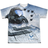 US Air Force - Pilot T-Shirt - Societee Norms - 10