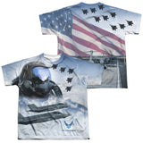 US Air Force - Pilot T-Shirt - Societee Norms - 11