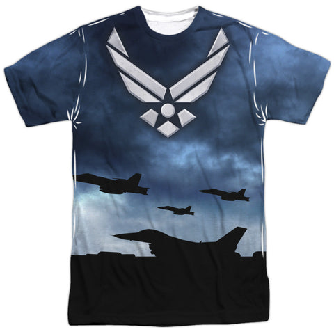 US Air Force - Take Off T-Shirt - Societee Norms - 1