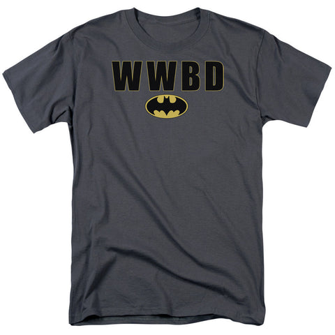 BATMAN - WWBD LOGO