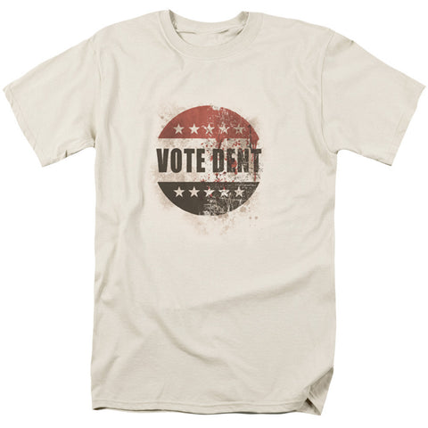 Batman Arkham City - Vote Dent T-Shirt - Societee Norms - 1