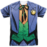 Batman - Joker Costume Tee T-Shirt - Societee Norms - 1