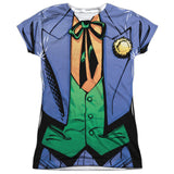 Batman - Joker Costume Tee T-Shirt - Societee Norms - 9
