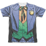 Batman - Joker Costume Tee T-Shirt - Societee Norms - 3