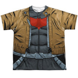 Batman - Red Hood Costume Tee T-Shirt - Societee Norms - 8