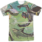 Batman Classic TV Series - Underwater T-Shirt - Societee Norms - 1
